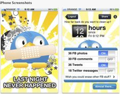 Don't Drink & Post - The Social Media Sobriety Test & Last Night Never Happened Apps #video