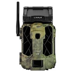 The SpyPoint LINK-S Solar Cellular Game Camera keeps you connected to your passion through a trail camera that's powered by an innovative solar panel. This SpyPoint cellular camera takes wildlife photos and videos at the location of your choice, and then sends them to your cell phone for viewing. You'll have unlimited power via the built-in solar camera and rechargeable battery that recharges even without direct sunlight. The solar camera captures 12-megapixel color photos or up to 90…