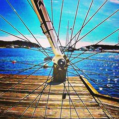 Go out and enjoy the day ========================================= #goprohero4 #gopro #goprooftheday #goals #scenery #boats #marina #cyclinglife #cycling #norsksykling #ironmantraining #ironman #triathlon #triathlete #trening #training #fitnes #activelife #healthylife #bike #3atlet #roadbike #sailboat #lovemylife #lovelife by vetle3dream
