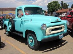 International Harvester factory 4 wheel drive pickup
