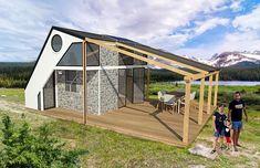 Pergola Kits Attached To House White Pergola, Modern Pergola, Pergola With Roof, Backyard Pergola, Pergola Shade, Pergola Plans, Pergola Kits, Corner Pergola, Covered Pergola