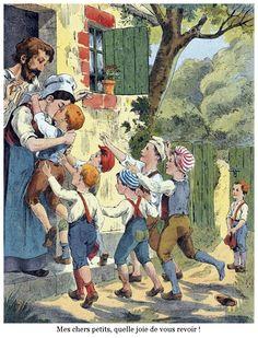 Le petit Poucet | À la française …