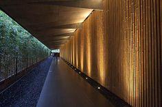New Garden Lighting Pathway Entrance Ideas Design Hall, Wall Design, House Design, Japanese Architecture, Light Architecture, Interior Architecture, Exterior Lighting, Outdoor Lighting, Blitz Design