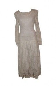 Buscamos tu vestido de novia vintage!
