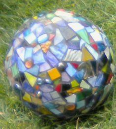 Pure fun mosaic bowling ball