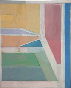 Richard Diebenkorn | Exhibition | Royal Academy of Arts. 14 March — 7 June  The Sackler Wing, Burlington House