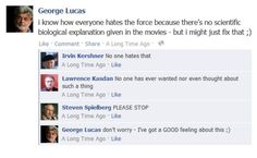Facebook might have saved #StarWars if the Internet 2.0 had come just a tad sooner.