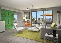 Nous voici dans le 4 ème arrondissement de Marseille, en plein coeur du centre ville. Modelez votre logement à vos goûts et à votre quotidien. Ce programme dispose d'un jardin collectif… http://www.zipimmobilier.com/pgm/13/bouches-du-rhone/marseille/153.html #icade #zipimmobilier #immobilerneuf #immobilier #logement #contemporain #appartement #marseille #jardin #ville