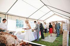10 alternative wedding foods © Gemma Williams Photography