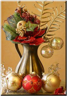 Christmas Still Life | Flickr - Photo Sharing!