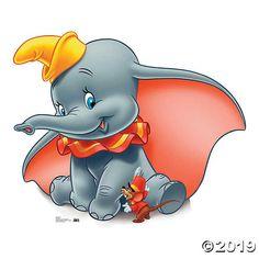 Dumbo Cardboard Stand-Up