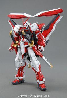 MG Mobile Suit Gundam SEED VS ASTRAY Gundam Astray Red Frame Kai