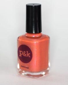 Sabotage  Nail Polish by PamsAndKin on Etsy, $10.00