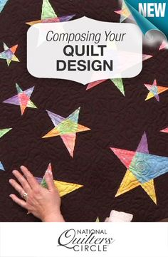 One way to think about your quiltmaking is as a composition. Just like a musician composes a piece of music or an artist composes a painting, a quilter composes their quilt. Here are some ideas for keeping composition in mind when designing your quilt http://www.nationalquilterscircle.com/video/composing-your-quilt-design/?utm_source=pinterest&utm_medium=organic&utm_campaign=A219 #learnmorequiltmore #LetsQuilt
