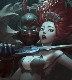 League Of Legends Characters, Lol League Of Legends, League Champs, Animated Dragon, Cool Art, Nice Art, Anime Style, Game Character, Dark Fantasy