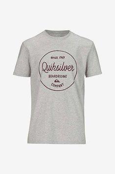 Quiksilver T-shirt Classic Morning Slides