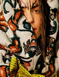 Vivienne Westwood Backstage AW15 by Maria Eriksson for KMAG