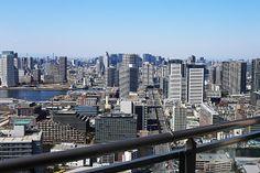 雲から眺める東京のジオラマ (4)
