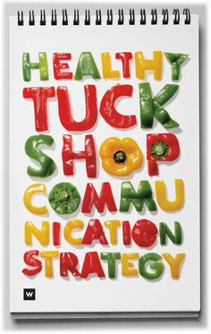TUCKSHOP GUIDE by Vus Ngxande, via Behance