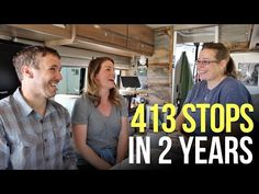 Interview with Full Timer in a Winnebago Travato Camper Van RV Small Motorhomes, Class A Rv, Rv Life, Camper Van, Interview, Camper Ideas, Glamping, Alaska, Youtube