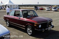 1974 BMW 2002 tii Cabrio - passenger side mirror