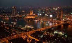 Good evening from Cairo :) #egypt   #nile   #cairo