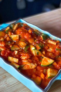 Love Food, A Food, Food And Drink, Goulash, Food Inspiration, The Best, Zucchini, Slow Cooker, Main Dishes