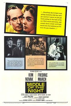 1959 movie posters   MIDDLE OF THE NIGHT POSTER ]