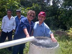Rotary clubs from Colorado, USA and El Salvador worked together to provide clean, safe drinking water to 780 residents in the village of La Criba, Santa Ana, El Salvador.