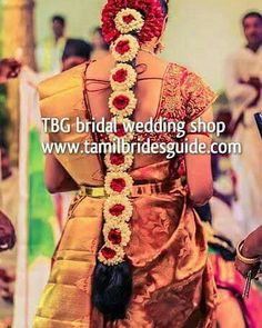 South indian bridal blouse designs brides jewellery 28 new ideas South Indian Bridal Jewellery, Bridal Jewelry Vintage, Asian Bridal Wear, Indian Bridal Makeup, Hindu Bride, Bride Indian, Wedding Silk Saree, Wedding Dress, Chic Bridal Showers