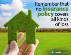 FamilyShare.com l 5 things to know when looking for home insurance