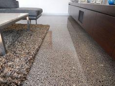 home renovations polished concrete floors ideas modern home flooring options Polished Concrete Flooring, Granite Flooring, Terrazzo Flooring, Concrete Countertops, Stone Flooring, Melbourne, Flooring Options, Flooring Ideas, Floor Colors