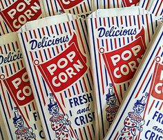 Hey, I found this really awesome Etsy listing at http://www.etsy.com/listing/99175174/150-circus-carnival-clown-popcorn-bags