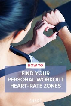 Heart-rate training is becoming more and more common. To get the best results from these types of workouts, you really need to learn your specific workout heart-rate zones, here you can learn how to find it and how to workout best. #fitness #workouts Intense Cardio Workout, Cardio Workouts, Fitness Workouts, You Fitness, Fitness Tips, Heart Rate Zones, Sweat It Out, Good Heart, Training Plan