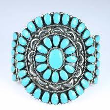 Turquoise jewelry - Classic
