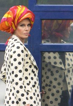 """Joanna Lumley as Patsy Stone in """"Absolutely Fabulous."""""""