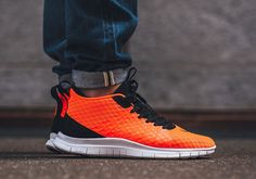 "Nike Free Hypervenom 2 ""Total Crimson"" - SneakerNews.com"