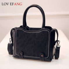 More Shoulder Bags Information about 2015 famous brand leather bucket bags small black designer shoulder bags for women high quality handbags crossbody White,High Quality bag in bag,China bag rucksack Suppliers, Cheap bags europe from LOVE FANG on Aliexpress.com
