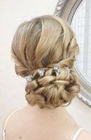 Bridal lowdo