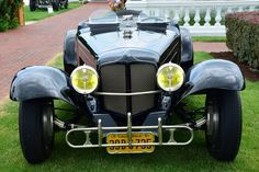 """1933 Ford-Auburn """"Louis Special"""" Roadster, of the Wayne Carini collection"""