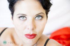 Pin Up Inspiración / Book Fotográfico Profesional Eugenia Diaz en colaboración con Guadalupe Gómez Verdi Fotografía y Diseño / 2015