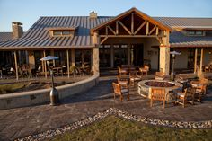 Image result for golf course home architect Usa Country, Architect House, Golf Courses, Cabin, House Styles, Image, Home Decor, Decoration Home, Room Decor