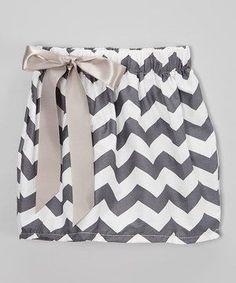 Love this Chevron skirt