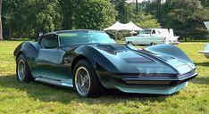 Ultra Rare 1969 Chevrolet Corvette Manta Ray Mako Shark II In Motion. --> Watch here!