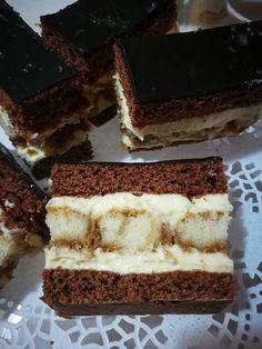 Hartyányi krémes, az egyik legfinomabb sütemény! Nálunk hatalmas kedvenc lett! - Egyszerű Gyors Receptek Polish Recipes, Polish Food, Diabetic Bread, Tiramisu, Food And Drink, Sweets, Snacks, Cookies, Cake