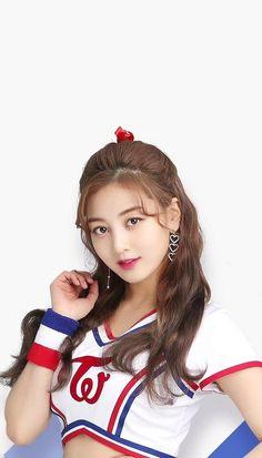 Kpop Girl Groups, Korean Girl Groups, Kpop Girls, Nayeon, Korean Beauty, Asian Beauty, Beautiful Girl Hd Wallpaper, Park Ji Soo, Twice Album
