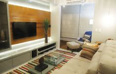 68 Salas de estar pequenas projetadas por profissionais da CasaPRO. Casa.com.br