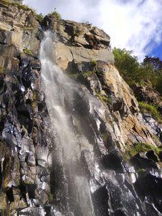 Cascada en Popayán - Colombia