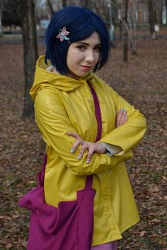 Costume Anime Coraline by GermanOlaf - Character Halloween Costumes, Halloween Cosplay, Cool Costumes, Costume Ideas, Kid Halloween, Disney Costumes, Halloween 2018, Halloween Makeup, Comic Con Cosplay