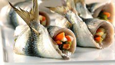 Sardine Rolls (Gosta de sardinhas? Prepare esta receita saudável com o peixe do verão!)